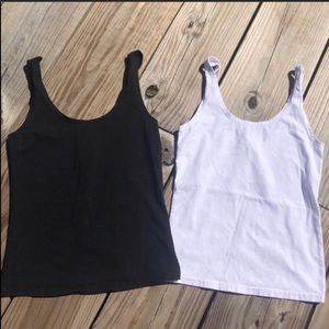 Name your price sale🖤2 forever 21 basic tank tops